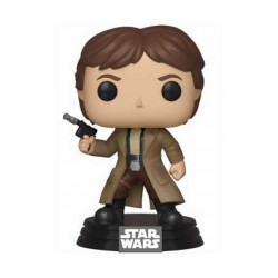 Figurine Pop Star Wars Endor Han Funko Boutique Geneve Suisse