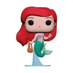 Figurine Pop Disney Little Mermaid Ariel with Bag Funko Boutique Geneve Suisse