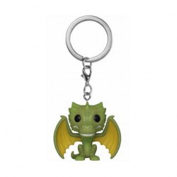 Figuren Pop Pocket Schlüsselanhänger Game of Thrones Rhaegal Funko Genf Shop Schweiz