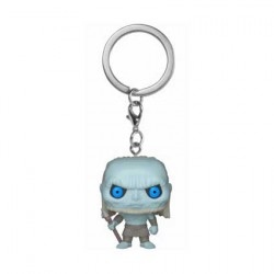 Figuren Pop Pocket Schlüsselanhänger Game of Thrones White Walker Funko Genf Shop Schweiz