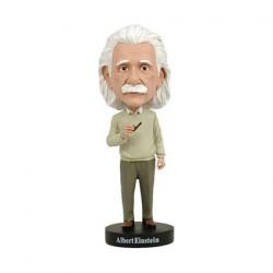 Albert Einstein Bobble Head Cold Resin