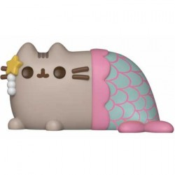 Figurine Pop Cartoons Pusheen Mermaid Funko Boutique Geneve Suisse