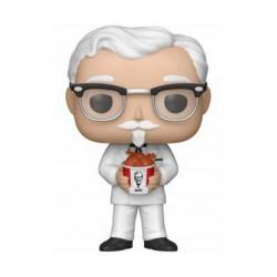 Figur Pop Ad Icon KFC Colonel Sanders Funko Geneva Store Switzerland