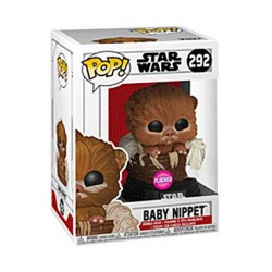 Figurine Pop Star Wars Baby Nippit Flocked Edition Limitée Funko Boutique Geneve Suisse