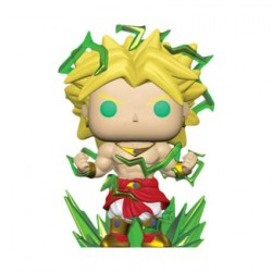 Figur Pop 6 inch Dragon Ball Z Super Saiyan 2 Broly Limited Edition Funko Geneva Store Switzerland