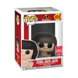 Figuren Pop SDCC 2018 Disney Incredibles 2 Edna Jack Jack Limitierte Auflage Funko Genf Shop Schweiz
