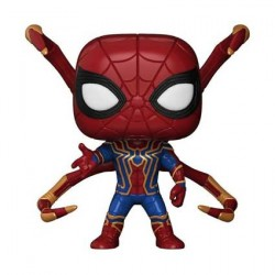 Figurine Pop Marvel Infinity War Iron Spider with Leg Edition Limitée Funko Boutique Geneve Suisse