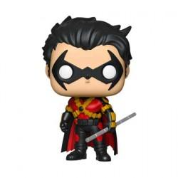 Figurine Pop DC Comics Red Wing Robin Edition Limitée Funko Boutique Geneve Suisse