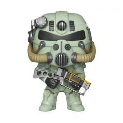 Figurine Pop Fallout 76 T-51 Power Armor Green Edition Limitée Funko Boutique Geneve Suisse