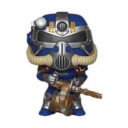 Figurine Pop Fallout 76 T-51 Power Armor Tricentennial Edition Limitée Funko Boutique Geneve Suisse