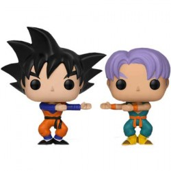 Figurine Pop Dragon Ball Z Goten & Trunks Fusion Edition Limitée Funko Boutique Geneve Suisse