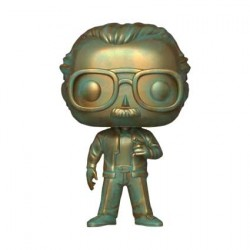 Figurine Pop Stan Lee Patina Edition Limitée Funko Boutique Geneve Suisse
