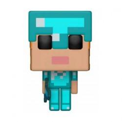 Figuren Pop Games Minecraft Alex with Diamond Armour Limitierte Auflage Funko Genf Shop Schweiz