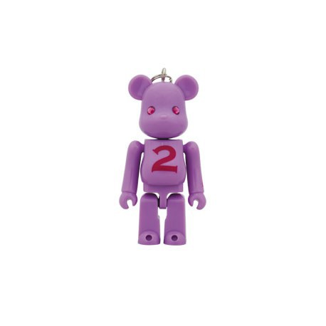 Figurine Bearbrick Birthday : Fevrier MedicomToy Boutique Geneve Suisse