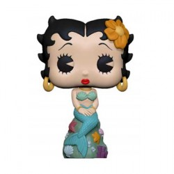 Figurine Pop Animation Betty Boop Mermaid Funko Boutique Geneve Suisse