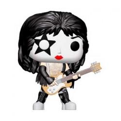 Figuren Pop Rocks Kiss Starchild (Selten) Funko Genf Shop Schweiz