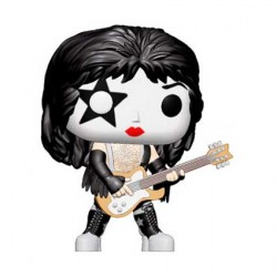 Figurine Pop Rocks Kiss Starchild Funko Boutique Geneve Suisse