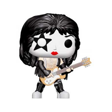 Figur Pop Rocks Kiss Starchild Funko Geneva Store Switzerland