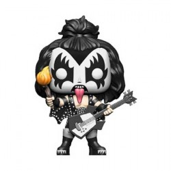 Figurine Pop Rocks Kiss The Demon (Rare) Funko Boutique Geneve Suisse