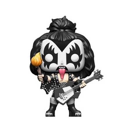 Figur Pop Rocks Kiss The Demon Funko Geneva Store Switzerland