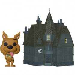 Figurine Pop 15 cm Town Scooby Doo Haunted Mansion Funko Boutique Geneve Suisse