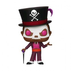 Figurine Pop Disney The Princess and the Frog Dr. Facilier with Mask Edition Limitée Funko Boutique Geneve Suisse