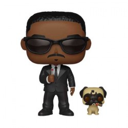 Figur Pop Men in Black Agent J with Frank Funko Geneva Store Switzerland