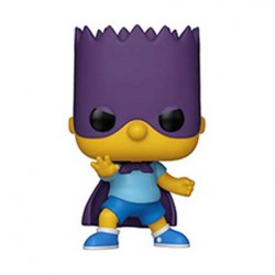 Figurine Pop Simpsons Bartman Funko Boutique Geneve Suisse