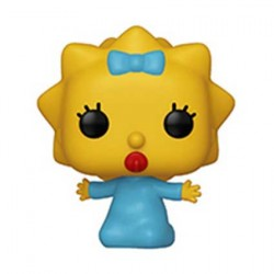 Figurine Pop Simpsons Maggie Simpson Funko Boutique Geneve Suisse