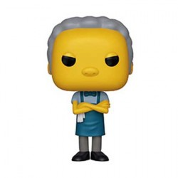 Figurine Pop Simpsons Moe Szyslak Funko Boutique Geneve Suisse