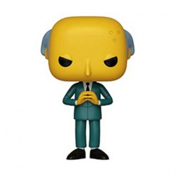 Figurine Pop Simpsons Mr Burns Funko Boutique Geneve Suisse