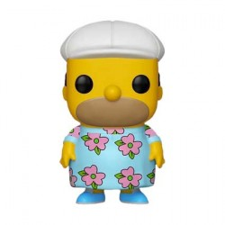 Figurine Pop The Simpsons Homer in Muumuu Edition Limitée Funko Boutique Geneve Suisse
