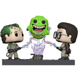 Figur Pop Moment Ghostbusters Banquet Room Funko Geneva Store Switzerland