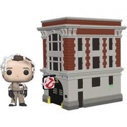 Figurine Pop Town Ghostbusters Peter avec Maison Funko Boutique Geneve Suisse
