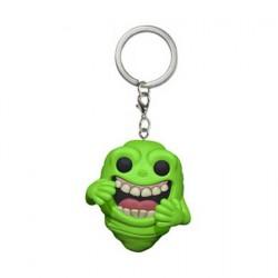 Pop Pocket Keychains Ghostbusters Slimer V2