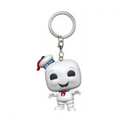 Pop Pocket Keychains Ghostbusters Stay Puft