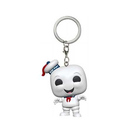 Figur Pop Pocket Keychains Ghostbusters Stay Puft Funko Geneva Store Switzerland