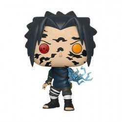 Figurine Pop Naruto Shippuden Sasuke with Cursed Mark Edition Limitée Funko Boutique Geneve Suisse