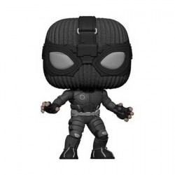 Figurine Pop Marvel Far from Home Stealth Suit Spider-Man Funko Boutique Geneve Suisse
