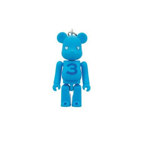 Figur Bearbrick Birthday March by Medicom x Swarovski MedicomToy Geneva Store Switzerland