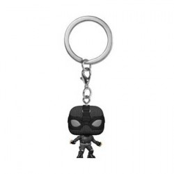 Figurine Pop Pocket Porte Clés Marvel Far from Home Spider-Man Funko Boutique Geneve Suisse