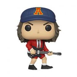 Figuren Pop Rock AC/DC Angus Young with Red Jacket Limitierte Auflage Funko Genf Shop Schweiz