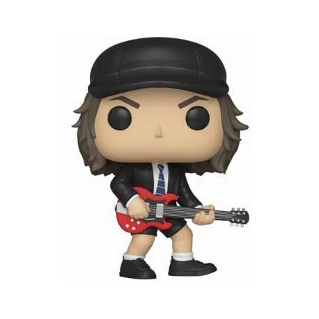 Figurine Pop Rock AC/DC Angus Young Funko Boutique Geneve Suisse
