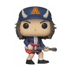 Figurine Pop Rock AC/DC Angus Young Edition Limitée Chase Funko Boutique Geneve Suisse