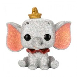Figurine Pop Disney Dumbo Diamond Glitter Edition Limitée Funko Boutique Geneve Suisse