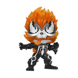 Figurine Pop Marvel Venom Venomized Ghost Rider Edition Limitée Funko Boutique Geneve Suisse