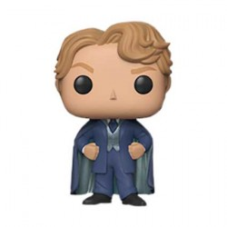 Pop Harry Potter Gilderoy Lockhart in Blue Suit Limitierte Auflage