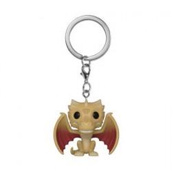 Figur Pop Pocket Keychains Game of Thrones Viserion Funko Geneva Store Switzerland