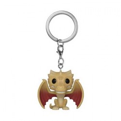 Figurine Pop Pocket Porte Clés Game of Thrones Viserion Funko Boutique Geneve Suisse