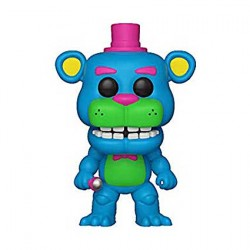 Figur Pop Games FNAF BlackLight Freddy (Rare) Funko Geneva Store Switzerland
